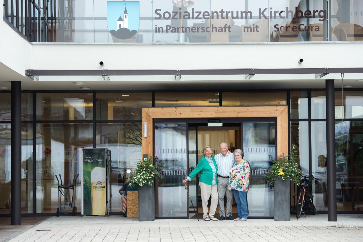 Sozialzentrum Kirchberg in Tirol